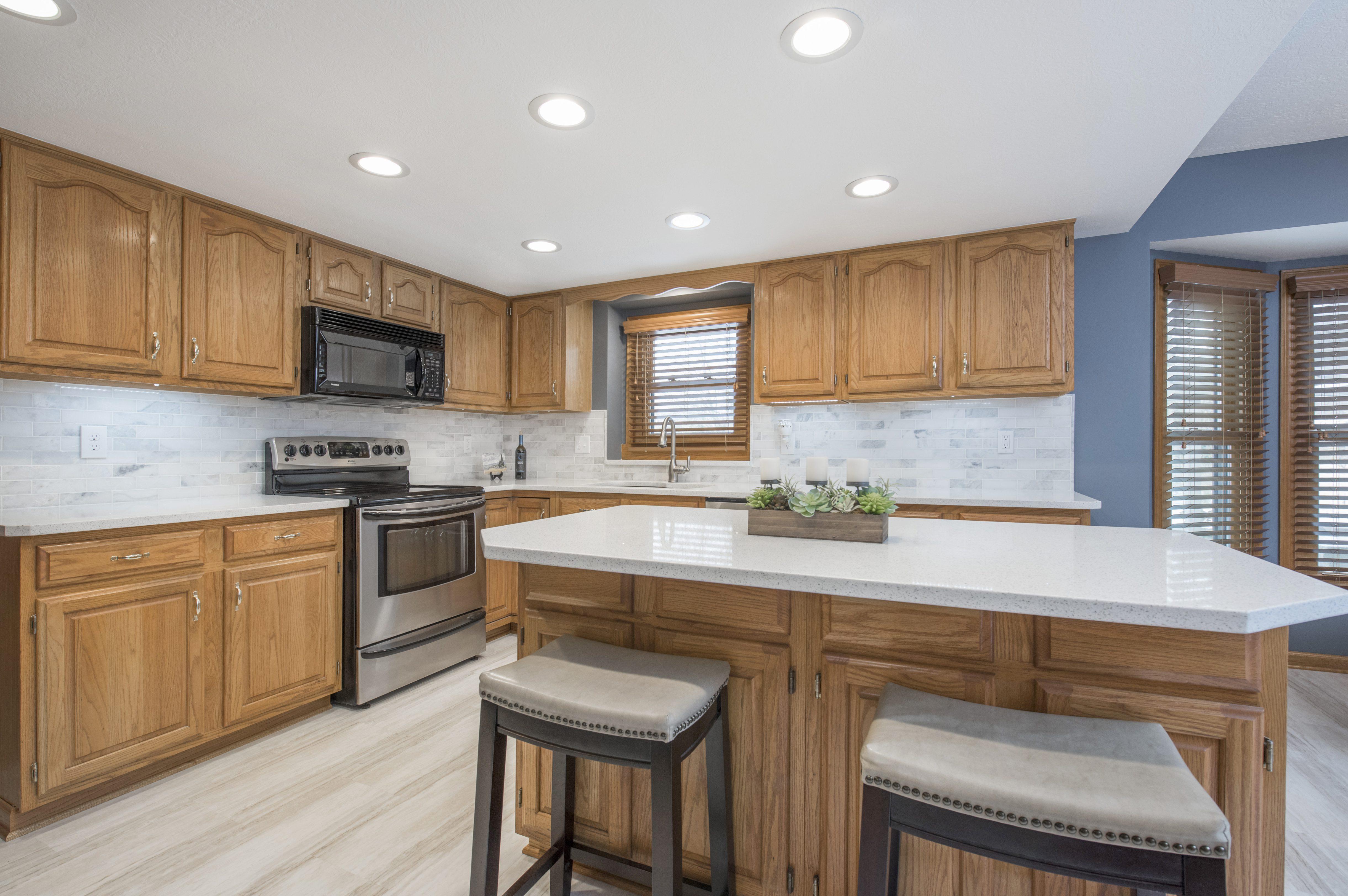 - Reynoldsburg Update - Simple Kitchen